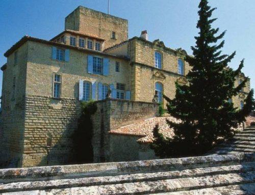 Le chateau d'Ansouis