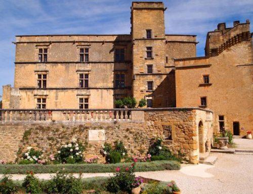 Le chateau de Lourmarin